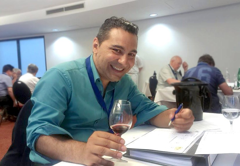 Batin Mumcu – Sommelier und CEO Berliner Weinpilot