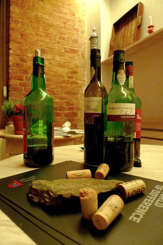 Melro Weindegustation Portugiesische Weine