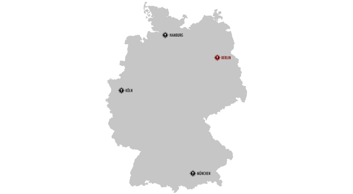 Deutschland Karte Nationaler Weinpilot