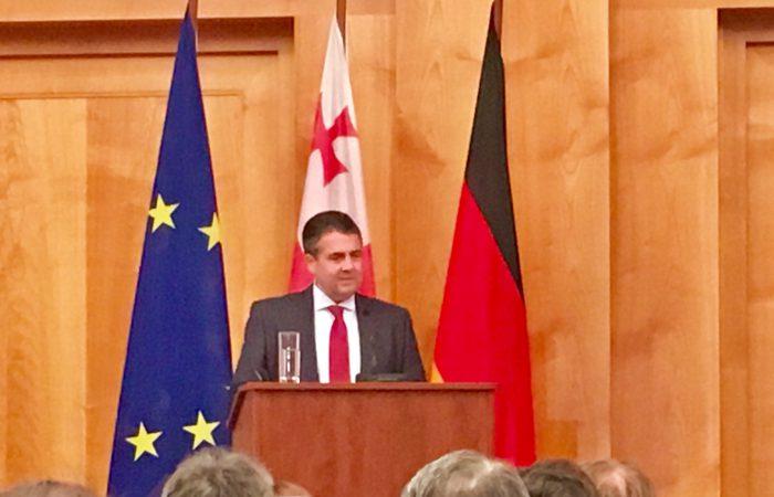 Deutsch Georgisches Jahr 2017