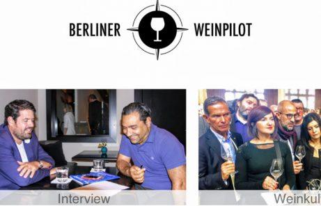 Berliner Weinpilot Smartphone App