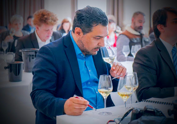 Batin Mumcu – Travelling Wine-Sommelier and Journalist - Founder Berliner Weinpilot