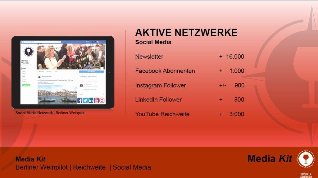 Aktive Netzwerke   Berliner Weinpilot   Media Kit Daten 2021