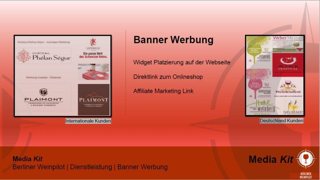 Banner Werbung   Berliner Weinpilot   Media Kit Daten 2021