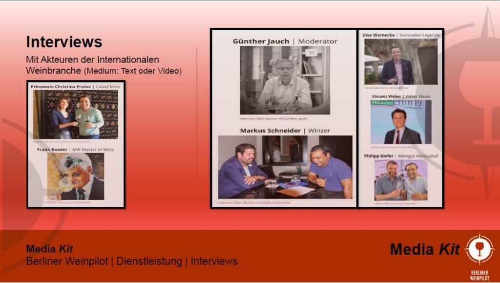Interviews   Berliner Weinpilot   Media Kit Daten 2021