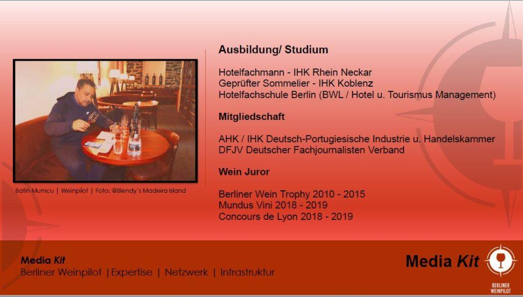 Berliner Weinpilot   Media Kit Daten 2021   Expertise